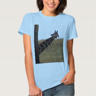 Giraffe Peek a Boo Shirt