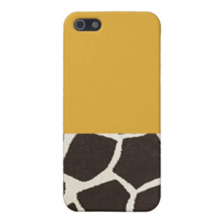 giraffe phone cover for iPhone 5
