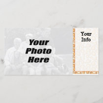 Giraffe Photo Cards - Cute for kids!