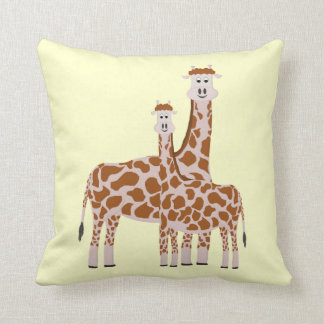 Giraffe: Pillow