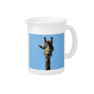 GIRAFFE PITCHER