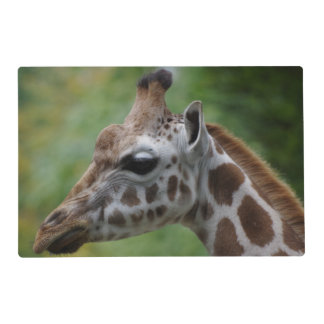 Giraffe Placemat by Deb Vincent