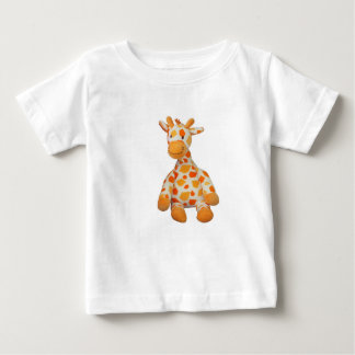 Giraffe Plush Toy Infant T-Shirt