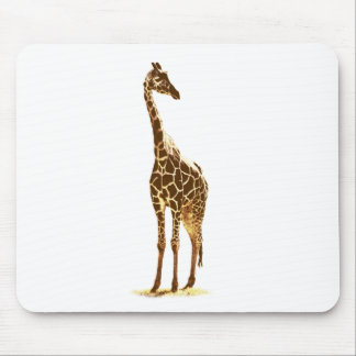 giraffe.png mouse pad