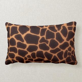Giraffe Print American MoJo Pillow Lumbar