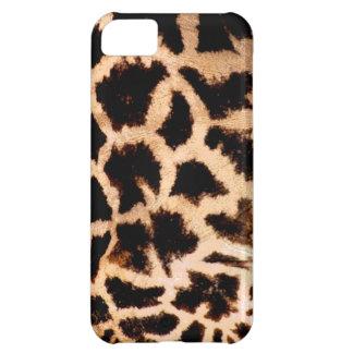 giraffe print iPhone 5C covers