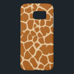 "Giraffe Print Pattern Safari Theme Room Decor Samsung Galaxy S7 Case<br><div class=""desc"">Giraffe Print Pattern Safari Theme Room Decor</div>"