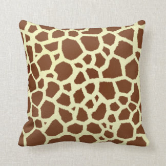 Giraffe Decorative Pillow : Giraffe Pillows - Decorative & Throw Pillows Zazzle