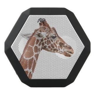 Giraffe profile black bluetooth speaker