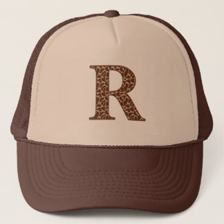 giraffe-r trucker hat