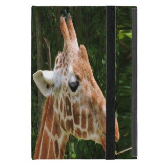 Giraffe Right Face iPad Mini Cover