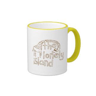 Giraffe Ringer Mug
