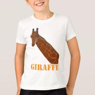 Giraffe Ringer T-Shirt