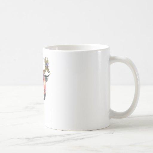 Giraffe Road Rage Coffee Mug