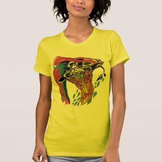 Giraffe Safari T-Shirt