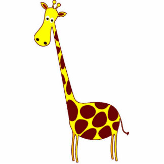 Giraffe Sculptures, Pins, Key Chains, or Magnets Statuette