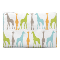 Giraffe Silhouette Travel Bag