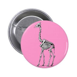 Giraffe Skeleton Pins