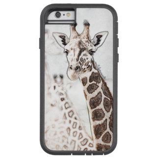 Giraffe Sketch Tough Xtreme iPhone 6 Case