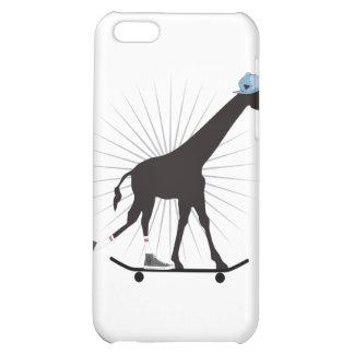 Giraffe skills iPhone 5C covers
