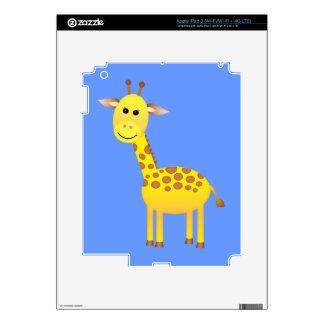 Giraffe Skin For iPad 3