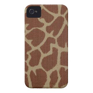 Giraffe Skin iPhone 4 Covers