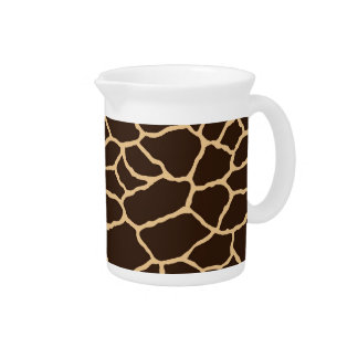Giraffe skin | Pitcher
