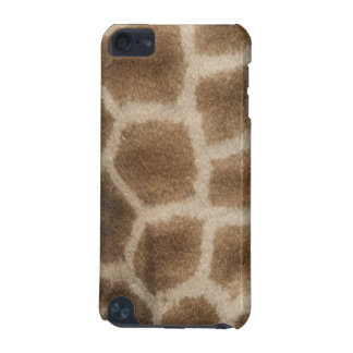 Giraffe skin with brown spots, photo from Africa iPod Touch 5G Case