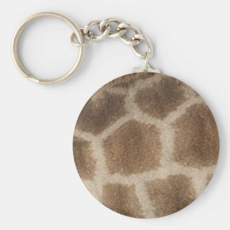 Giraffe skin with brown spots, photo from Africa Keychain