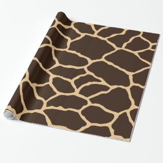 Giraffe skin | Wrapping Paper