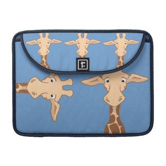 Giraffe Sleeve For MacBook Pro