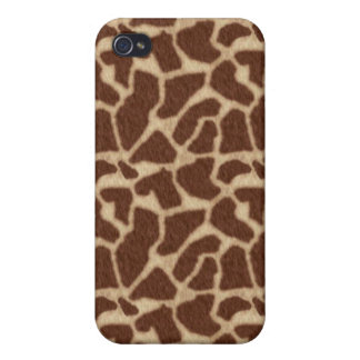 Giraffe Spots 2 iPhone 4 Case
