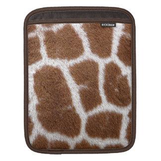 Giraffe Spots iPad Sleeve