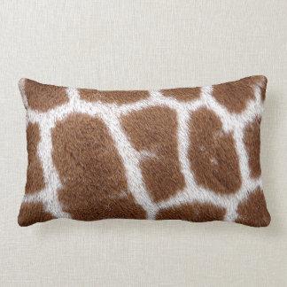 Giraffe Spots Lumbar Pillow