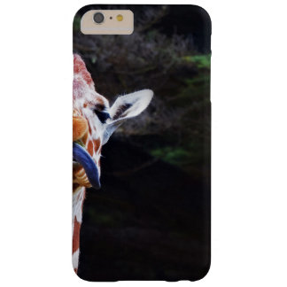 Giraffe Subject Barely There iPhone 6 Plus Case
