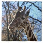 Giraffe Tile or Trivet