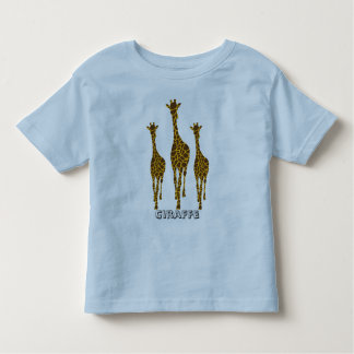Giraffe Toddler T-shirt