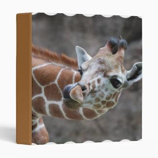 Giraffe Tongue Binder
