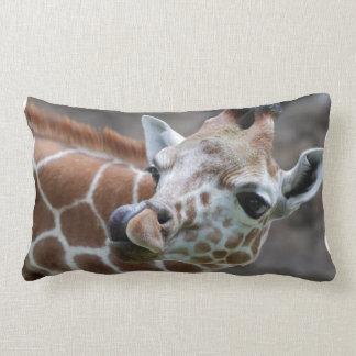 Giraffe Tongue Pillow