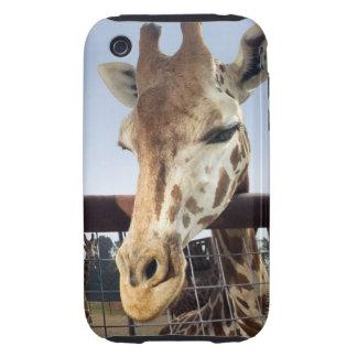 Giraffe Tough iPhone 3 Cover