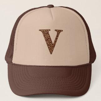 Giraffe V Trucker Hat