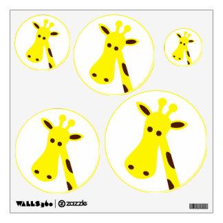 Giraffe Wall Decals