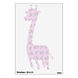 Giraffe Wall Graphics
