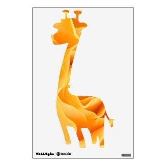 GIRAFFE WALL SKINS