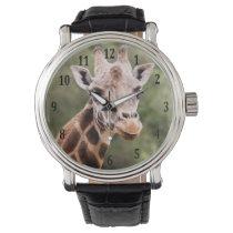 Giraffe watch