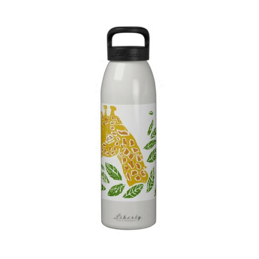 Giraffe Drinking Bottle