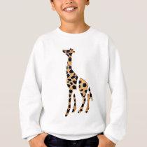 Giraffe Wild Mash Up Sweatshirt