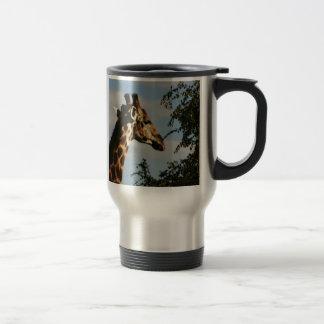 Giraffe wildlife safari mugs & cups
