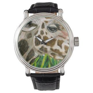 Giraffe Wrist Watch