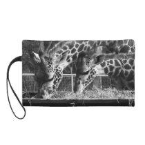 Giraffe Wristlet